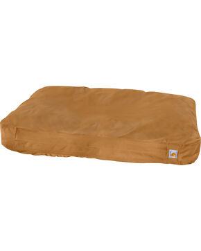 Carhartt Medium Dog Bed, Pecan, hi-res