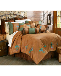 HiEnd Accents Las Cruces II Comforter Set - Queen Size, , hi-res