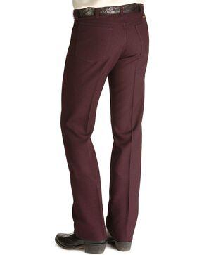 Wrangler Jeans - Wrancher Heather Regular Fit Stretch, Hthr Burg, hi-res