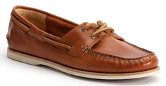 Frye Women's Quincy Boat Shoes - Round Toe, , hi-res