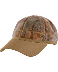 Carhartt Men's Force Griggs Fleece Visor Cap, , hi-res
