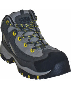 McRae Industrial Men's Mid-Height Hiker Work Boots - Steel Toe , , hi-res