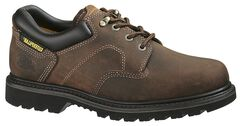 Caterpillar Ridgemont Lace-Up Oxford Work Shoes - Round Toe, , hi-res