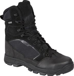 """5.11 Tactical Men's XPRT 8"""" Boots, Black, hi-res"""
