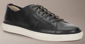 Frye Gates Low Lace Shoes, Black, hi-res
