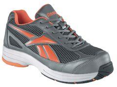 Reebok Men's Ketee Cross Trainer Work Shoes - Steel Toe, , hi-res