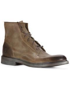 Frye James Lace Up Antique Boots, , hi-res