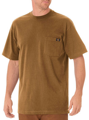 Dickies Heavyweight T-Shirt - Big & Tall, Pecan, hi-res