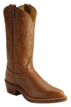 Tony Lama Western Work Boots - Medium Toe, , hi-res