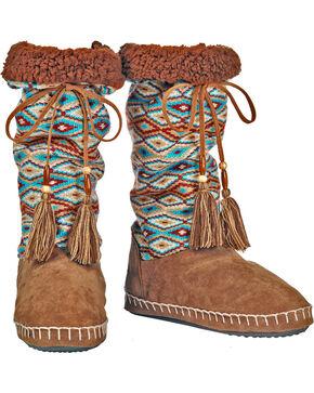 Blazin Roxx Women's Kristen Slipper Boots , Multi, hi-res