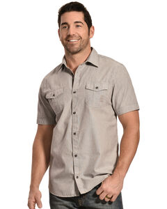 Buffalo David Bitton Men's Saqam Shirt, , hi-res