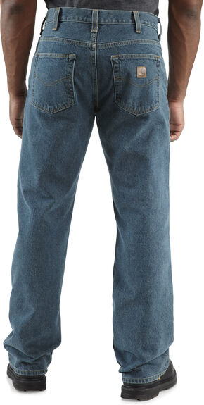 Carhartt Loose Fit Straight Leg Jeans, Dark Stone, hi-res