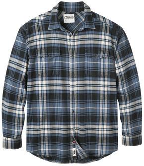 Mountain Khakis Men's Teton Flannel Shirt, Blue, hi-res