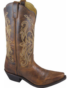 Smoky Mountain Madison Cowgirl Boots - Snip Toe, , hi-res
