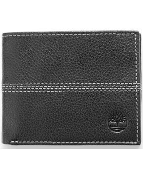 Timberland Men's Sportz Quad Bifold Wallet , Black, hi-res
