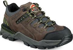 Red Wing Irish Setter Two Harbors Hiker Work Boots - Aluminum Toe , , hi-res