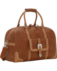 Bandana by American West Tan Lake Tahoe Carry On Tote, , hi-res