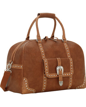 Bandana by American West Tan Lake Tahoe Carry On Tote, Tan, hi-res