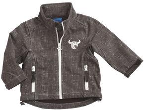 Cowboy Hardware Toddler Boys' Bucking Horse Jacket , Black, hi-res