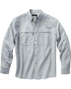 Dri Duck Men's Catch Long Sleeve Shirt - 3X & 4X, , hi-res