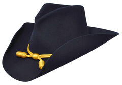 Bailey Western Cavalry II Navy Blue Hat, , hi-res