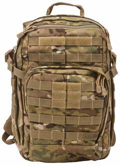 5.11 Tactical Rush 12 Camo Backpack, , hi-res