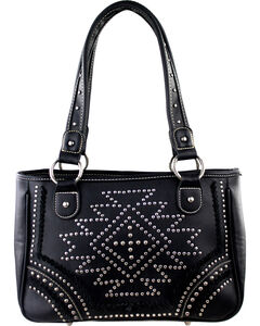 Montana West Southwestern Collection Tote, , hi-res