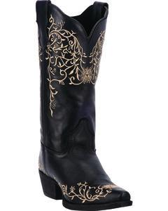 Laredo Women's Jasmine Cowgirl Boots - Snip Toe, , hi-res