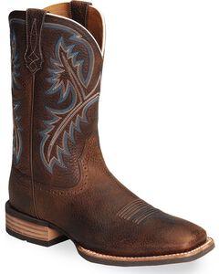 Ariat Quickdraw Cowboy Boots, , hi-res