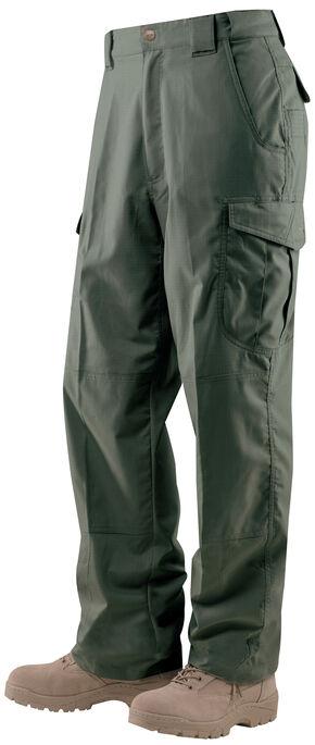 Tru-Spec Men's 24-7 Series Ascent Tactical Pants, Hunter Green, hi-res