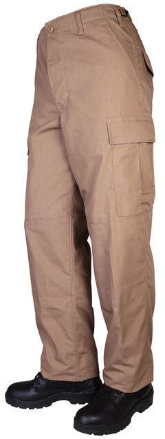 Tru-Spec Men's Tan BDU Pants , , hi-res