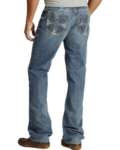 Ariat M5 Maltese Slim Fit Jeans - Straight Leg - Big and Tall, , hi-res