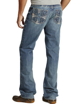Ariat M5 Maltese Slim Fit Jeans - Straight Leg - Big and Tall, Denim, hi-res