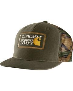 Carhartt Men's Camo Gaines Cap , , hi-res
