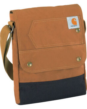 Carhartt Women's Brown Legacy Crossbody Bag, Brown, hi-res