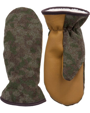 Stormy Kromer Men's Moss Tough Mitts, Moss, hi-res