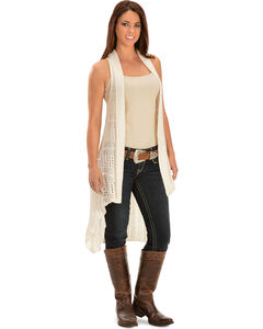 Ariat Women's Blaine Sweater Vest, , hi-res