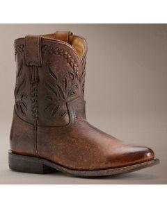 Frye Wyatt Overlay Short Boots, , hi-res