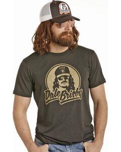 Rock & Roll Cowboy Grey Dale Brisby Tee, Charcoal, hi-res