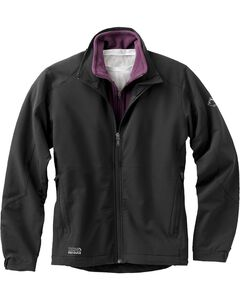 Dri Duck Women's Precision Softshell Jacket - Plus, , hi-res