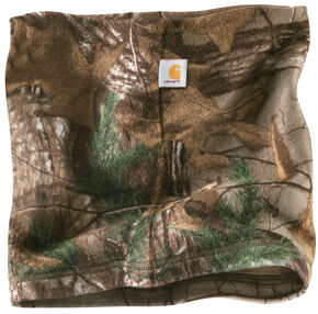 Carhartt Force Jennings Camo Neck Gaiter, Camouflage, hi-res