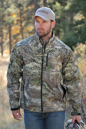 Cinch Realtree Max 1 Concealed Carry Bonded Jacket, Camouflage, hi-res