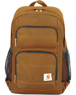 Carhartt Brown Legacy Standard Work Pack, Brown, hi-res