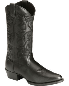 Ariat Heritage Deertan Cowboy Boots - Medium Toe, , hi-res