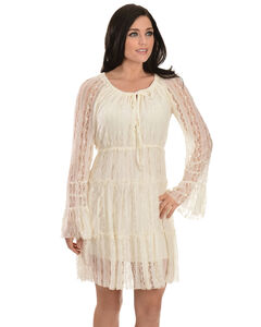 Scully Lace Dress, , hi-res