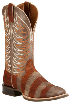 Ariat Whirlwind Cowboy Boots - Square Toe , , hi-res