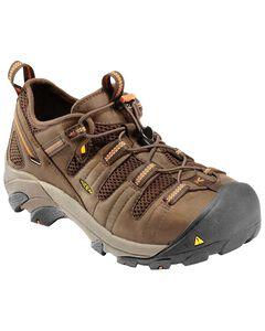 Keen Men's Utility Atlanta Cool Shoes - Steel Toe, , hi-res