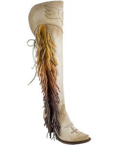 Junk Gypsy by Lane Women's Spirit Animal Tall Boots - Snip Toe , , hi-res
