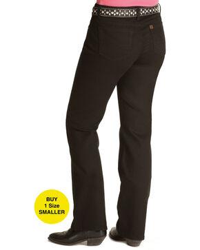 """Wrangler Jeans - Aura Stretch - Regular Rise - 30"""", 32"""", 34"""", Overdye Bk, hi-res"""