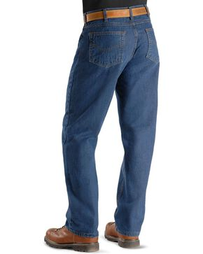 Carhartt Flame Resistant Relaxed Fit Work Jean, Denim, hi-res